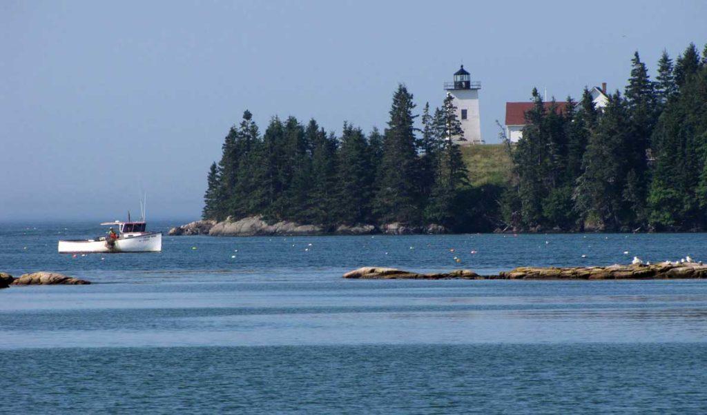 Swan's Island.