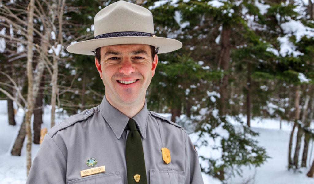 Kevin Schneider is Acadia National Park's superintendent.