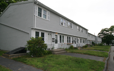 Witham Family Hotels owns a number of residential properties in Bar Harbor, including this one at 50 Ledgelawn Ave., to house employees, but says employee dorms would help return residential stock to their neighborhoods. PHOTO: LAURIE SCHREIBER