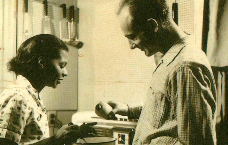 Tee and Pete Beveridge