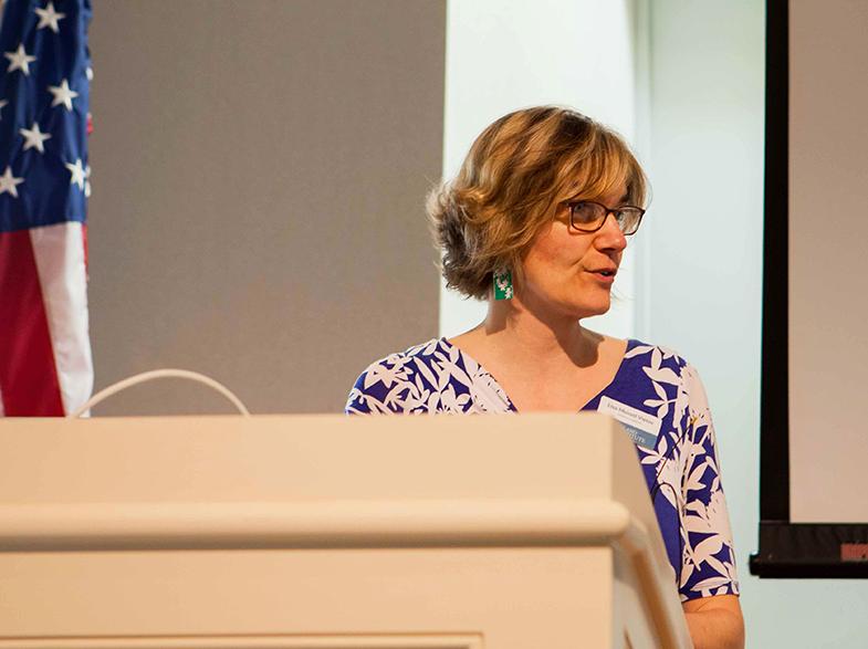Archipelago Director Lisa Mossel Vietze