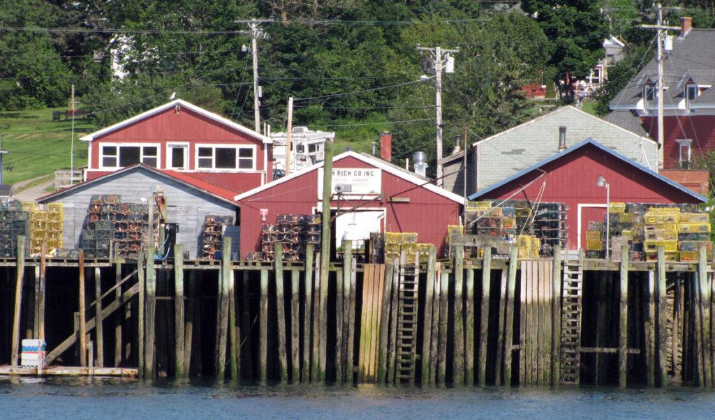Bass Harbor.
