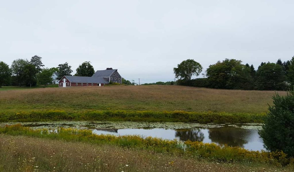 The former Chapman farm in Damariscotta will be home to the Inn Along the Way.