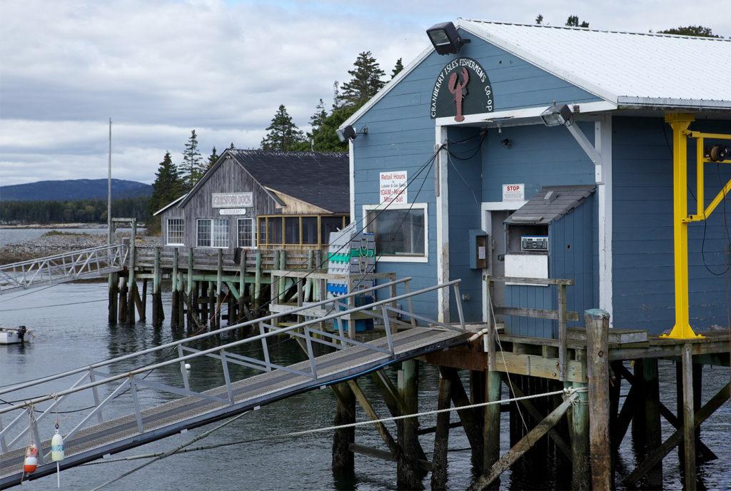 Cranberry Isles Fishermen's Coop