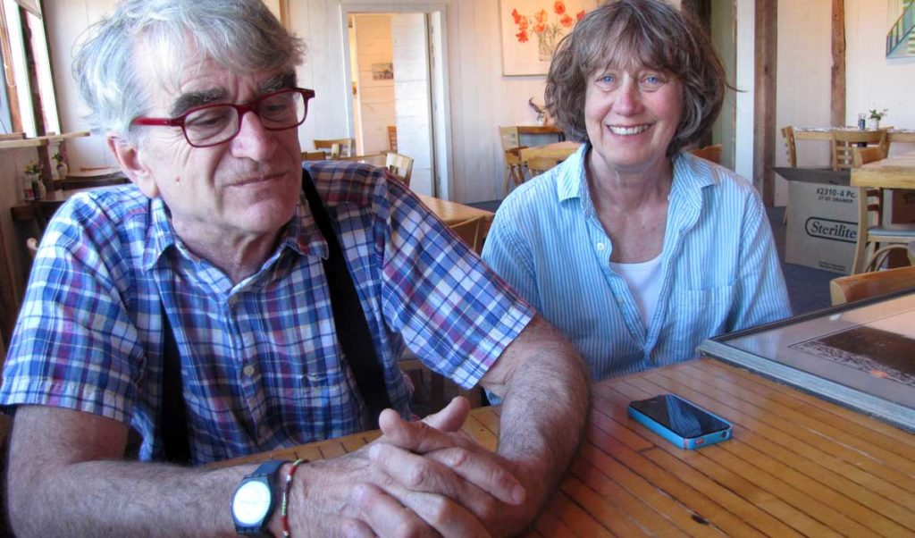 Dan and Cynthia Lief