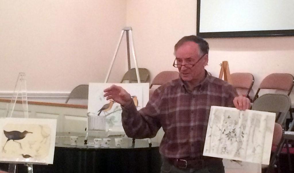 Bernd Heinrich talks birds