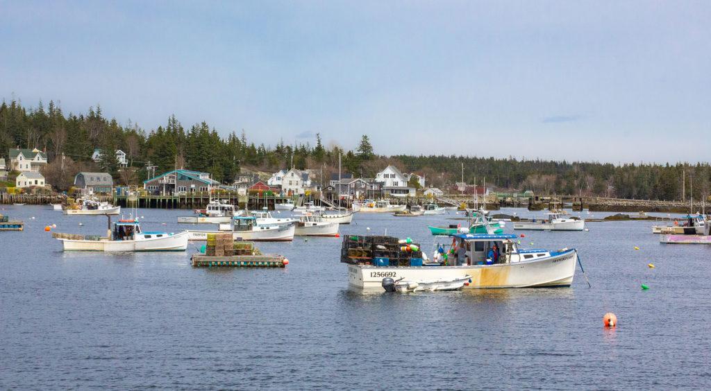 Carvers Harbor Vinalhaven Maine
