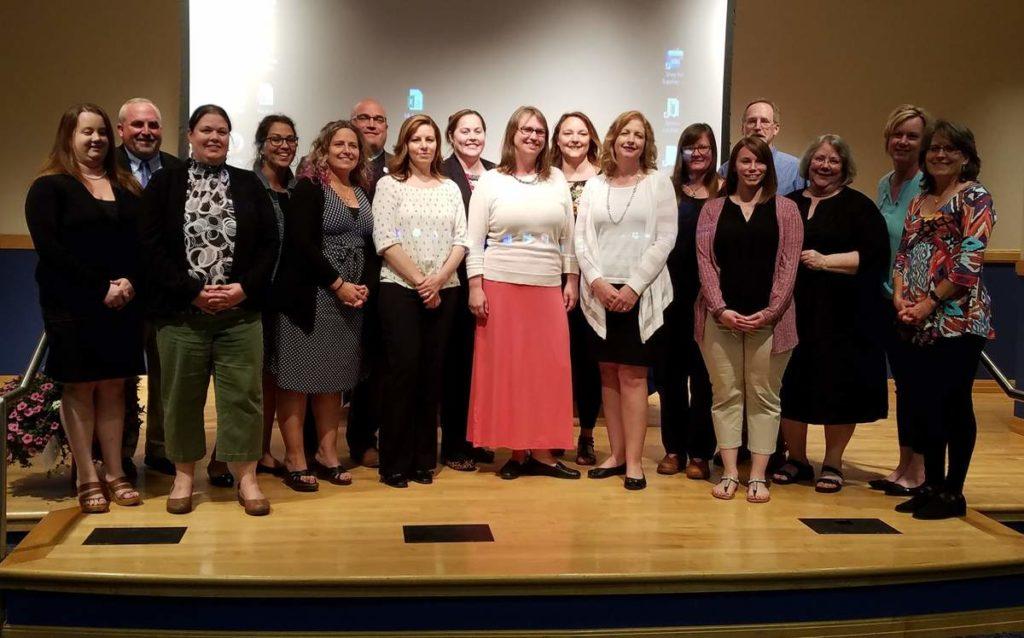 Midcoast Leadership Academy graduates