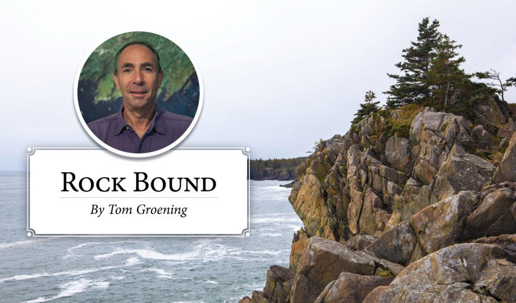 Rock Bound header